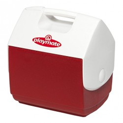MINI NEVERA IGLOO PLAYMATE ELITE ROJA