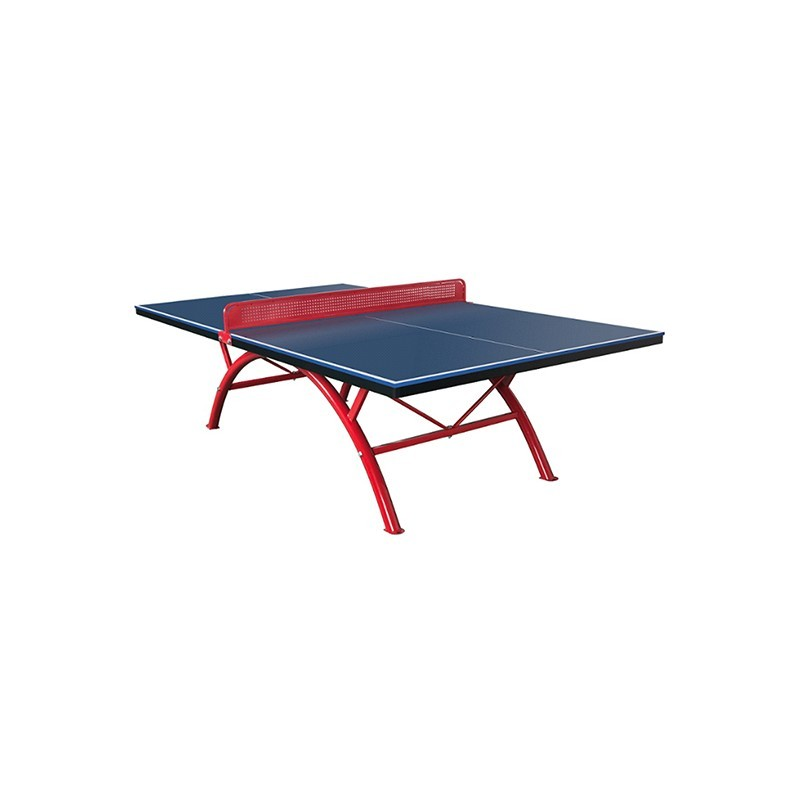 7c9fb35af Mesa Tenis de mesa NB Zeta Garden con Red Metálica ZETA Outdoor Azul
