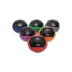 WALL BALL DOBLE COSTURA 9 KG