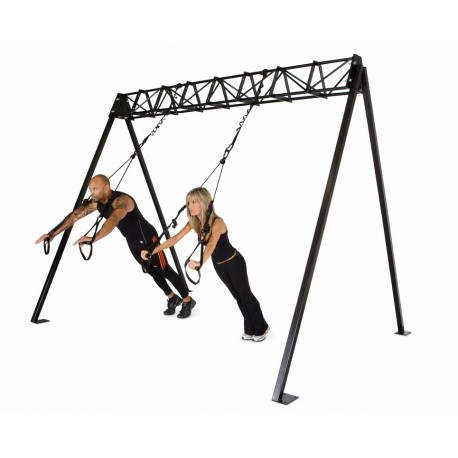SUSPENSION TRAINER RACK 4 METROS.