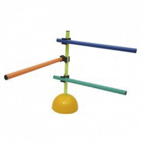 Multi Jumper Set 4 de Picas de 30 cm + 3 Sujeciones